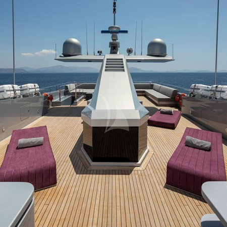 Billa yacht deck