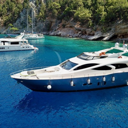 yachting Greece