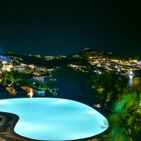 bonne nouvelle villa Mykonos