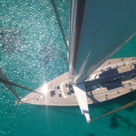 Callisto sailing yacht