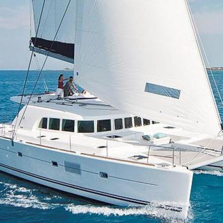 yacht charter catamaran greece