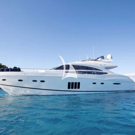 Catherine yacht Greece