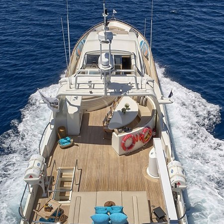 Celia luxury yacht