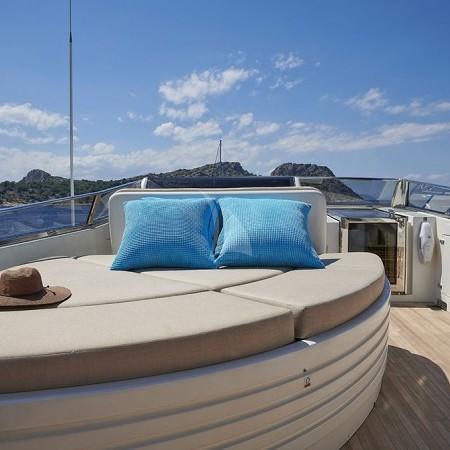 Celia yacht sun pads