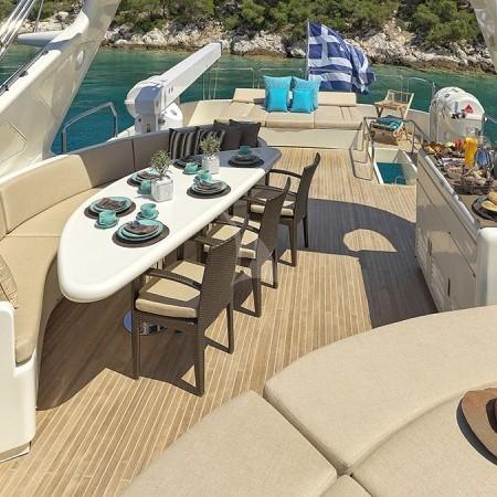 Celia yacht Greece