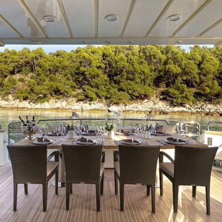Celia luxury yacht charter