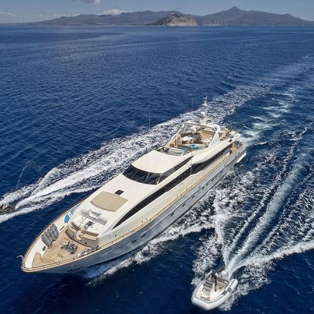 Celia yacht charter