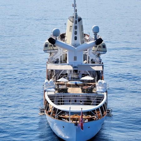 Onassis Yacht