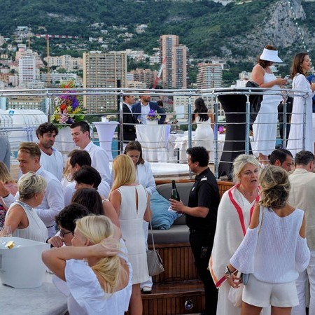 yacht charter in Greece for events and parties