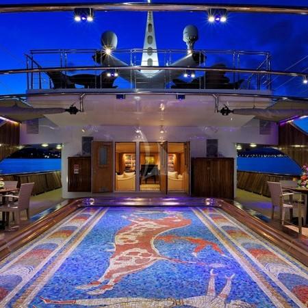 yacht charter in Greece weddings
