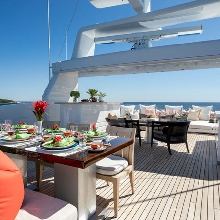 Clicia yacht charter in Greece