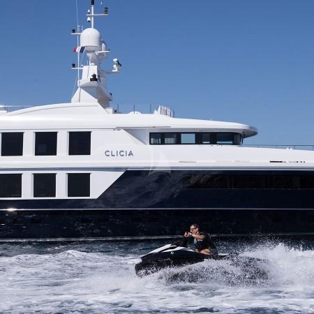 Clicia yacht Greece