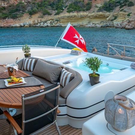 cosmos I yacht