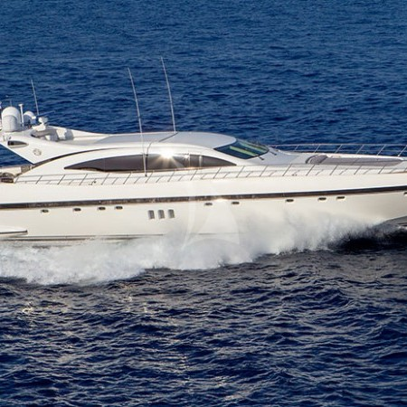 cosmos I yacht charter