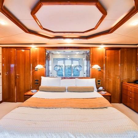 Mykonos Yacht ferretti 88