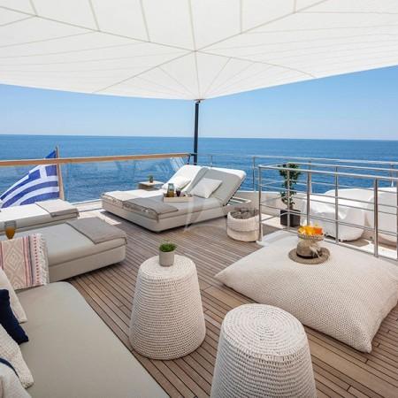 Dinaia yacht charter in Greece