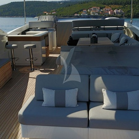 dragon yacht deck