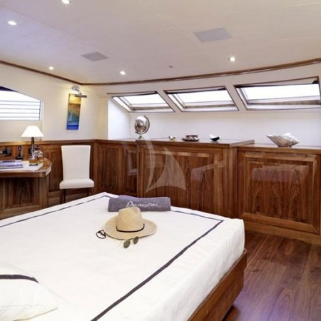 dragon yacht cabin