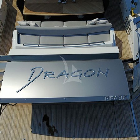 dragon yacht