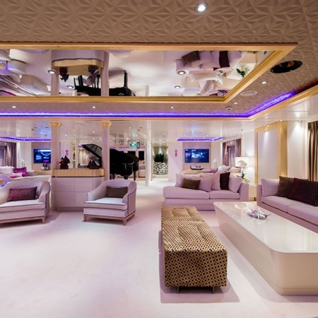 elegant 007 super yacht main salon