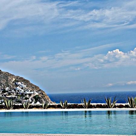 Mykonos Villa Elia four