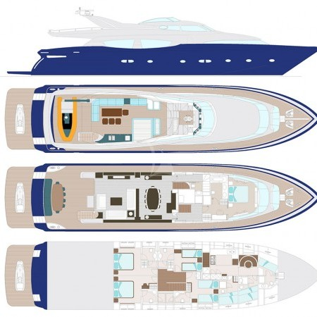 elvi yacht layout