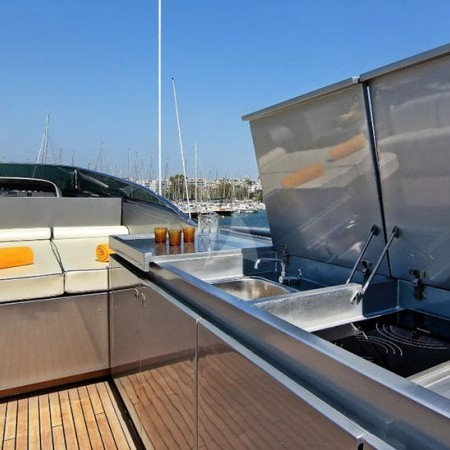 elvi yacht deck