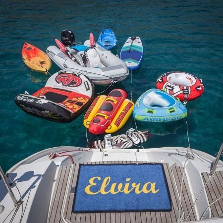 Elvira yacht Greece