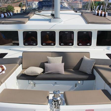 Elvira sailing boat