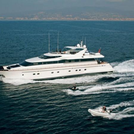 mykonos luxury yachting