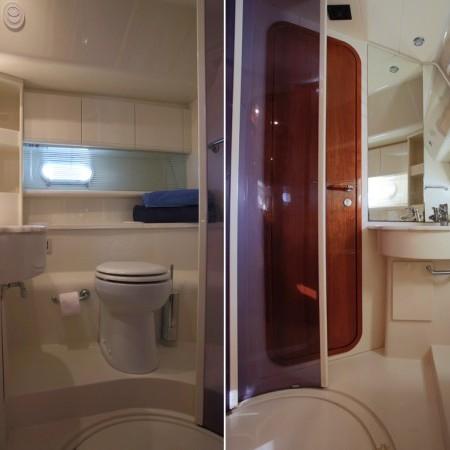 yacht master cabin