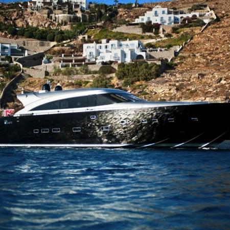 george p motor yacht