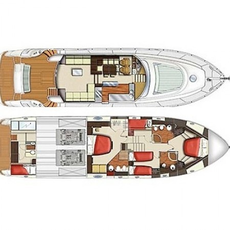 George v yacht charter