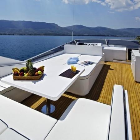 gioe yacht deck