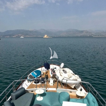 Greece yachting