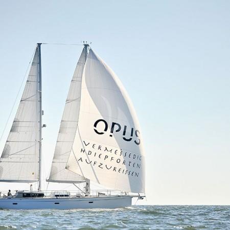 Helene sailing yacht