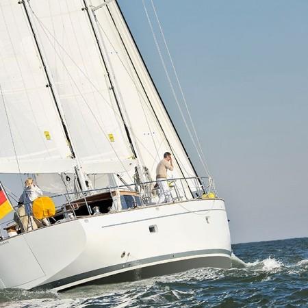 luxury sailing yacht Greece