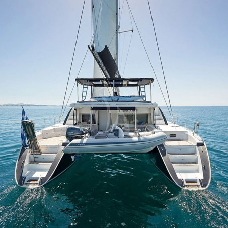 lagoon 50 catamaran Greece