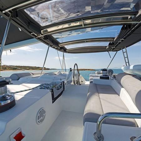 lagoon catamaran Mykonos