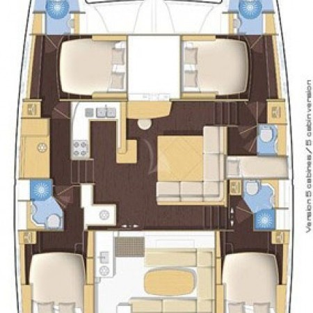 idea sailing catamaran