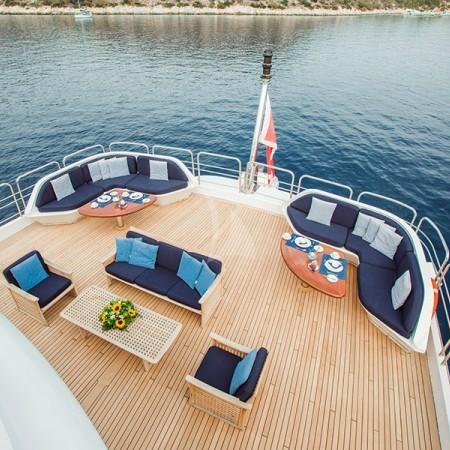insignia yacht deck