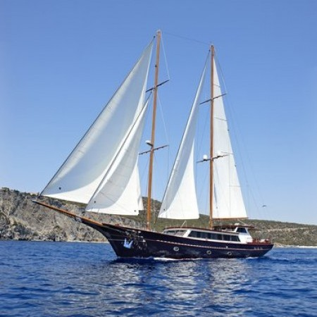 Iraklis L yacht Greece