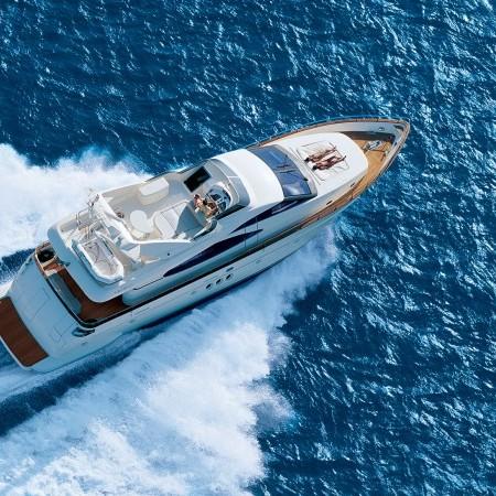 Azimut 75 yacht charter