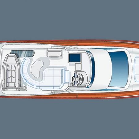 Azimut 75 yacht