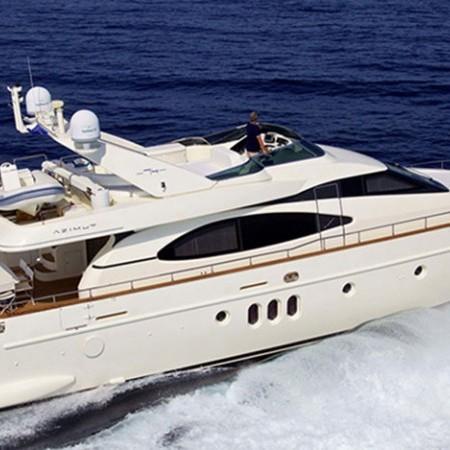 Azimut 75 Iris Yacht