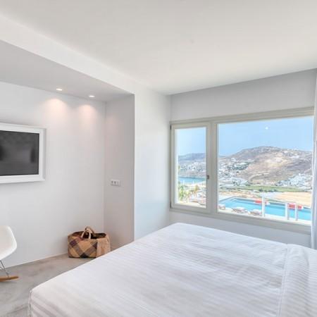 villa isola bella Mykonos