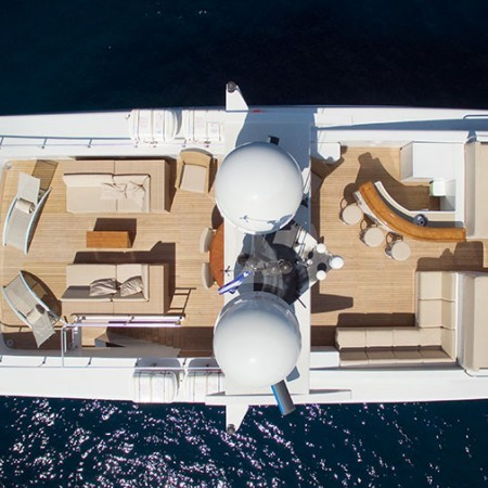 Ithaki yacht Mykonos