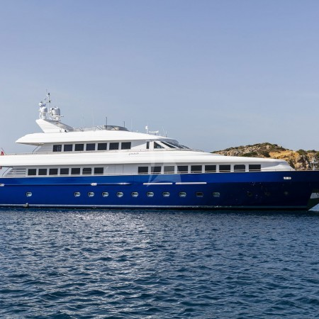 jaan yacht