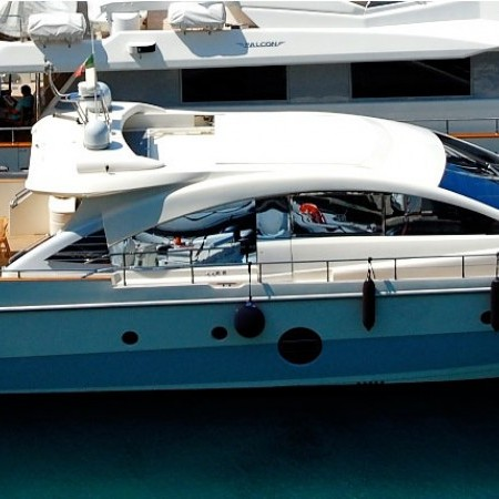 Aicon 72 JR Yacht Charter
