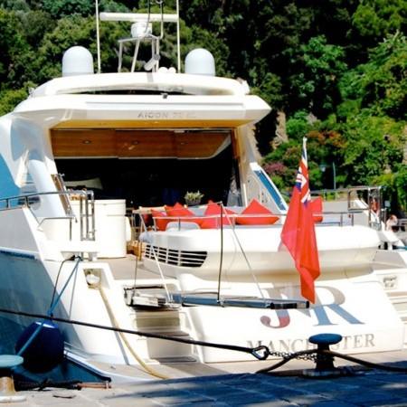 Aicon 72 motor yacht